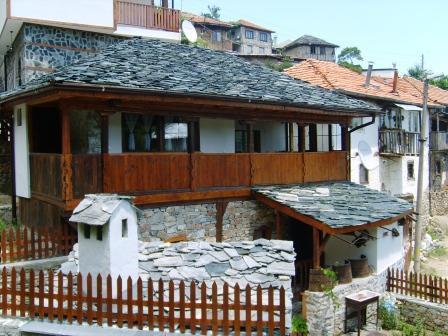 Strajarska house