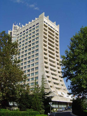 Albena Hotels Maps And Photos Bulgaria Purebulgaria Com
