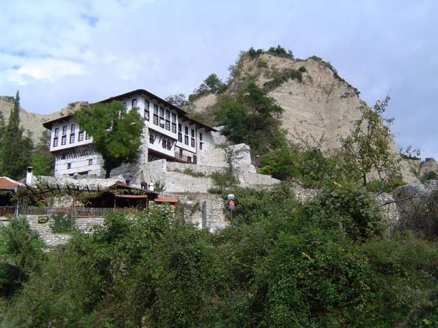 The Kordopulov's house