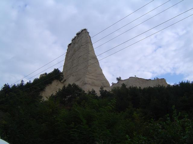 Melnishki piramidi (the Pyramids of Melnik)