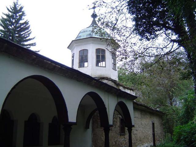 """The """"Assumption"""" monastery in Cherepish"""