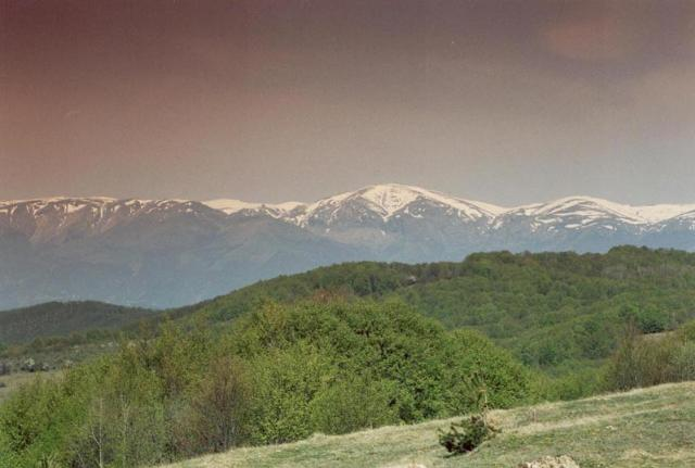 Mount Botev