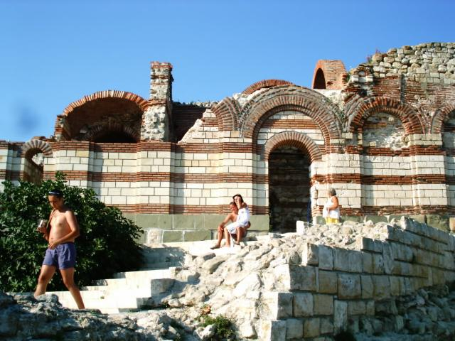 St. John Aliturgetos church - 14th c., Nessebar