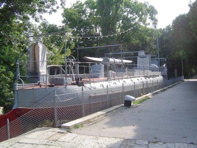 The Navy Museum - Varna